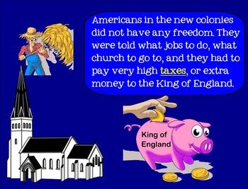{Declaration of Independence for SMART Notebook}