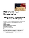 Declarations and Democracies