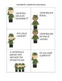 Declarative Sentences Veteran's Day Freebie
