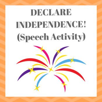 Declare Independence