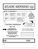 Declaring Independence Flip Book