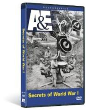 Declassified: Secrets of World War 1 fill-in-the-blank movie guide