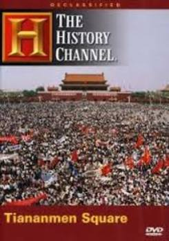 Declassified: Tiananmen Square fill-in-the-blank movie guide w/quiz