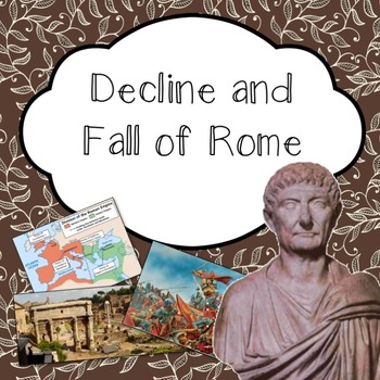 Decline and Fall of Rome PowerPoint