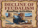 Decline of Feudalism Reading Activities