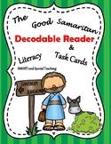 Decodable Story & Literacy Task Cards-The Good Samaritan
