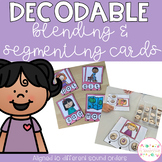 Decodable Blending and Segmenting Pack
