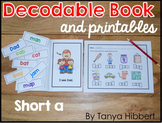 Decodable Book: short a