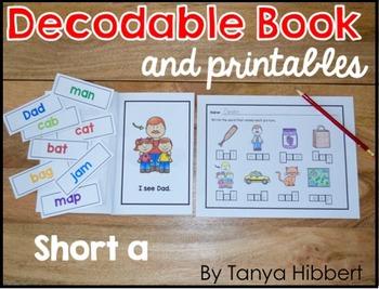 Decodable Book: short a