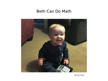 Decodable Book: Beth Can Do Math