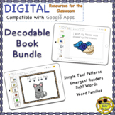 Decodable Book Bundle Sight Words Phonics Google
