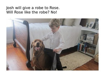 Decodable Book: Rose the Dog