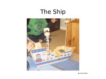 Decodable Book: The Ship
