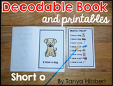 Decodable Book: short o