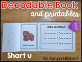 Decodable Book: short u