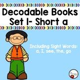 Decodable Books- Short a