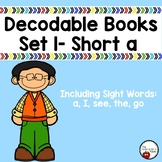 Decodable Books- Short a