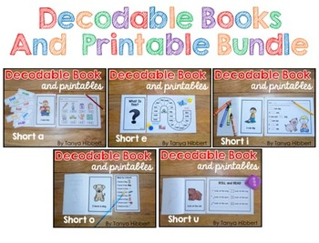 photo relating to Printable Decodable Books for First Grade referred to as Phonics Decodable Publications Worksheets Training Components TpT