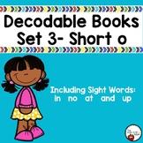 Decodable Books- Set 3 - Short o
