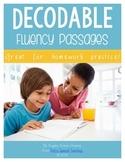Decodable Fluency Passages