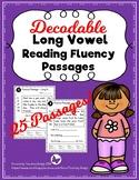 Decodable Long Vowel Fluency Passages