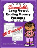 Fluency Passages for Long Vowels