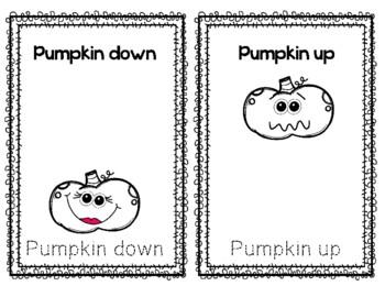Decodable Pumpkin Reader