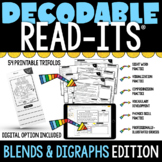 Decodable Read-Its® (Blends & Digraphs Edition) | Distance