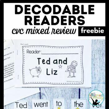Decodable Reader Freebie