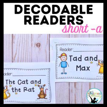 Decodable Reader Pack: Short -a