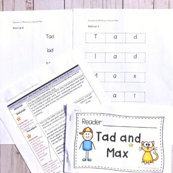 Decodable Reader Pack: Short -a