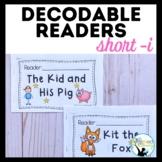 Decodable Reader Pack: Short -i