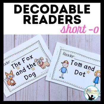 Decodable Reader Pack: Short -o