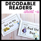 Decodable Reader Pack: Short -u