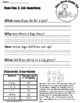 Decodable Stories with cloze passages (Floss Rule) Free Po
