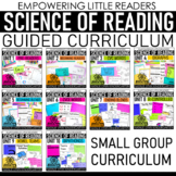 Decodable Readers Guided Reading & Guided Phonics Science