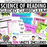 Decodable Readers Kindergarten and 1st Grade   Science of