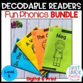 Decodable Readers Level K Bundle Fun Phonics