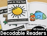 Decodable Readers (Pre-K and Kindergarten)