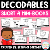 Decodable Readers - Short A Pack - Engaging and Easy-Prep