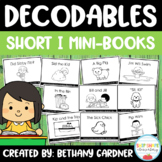 Decodable Readers - Short I Pack - Engaging and Easy-Prep
