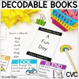 Decodable Readers Short Vowel Books K-2