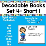 Decodable Readers- Short i