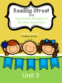 Decodable Readers for Reading Street 2013 1st grade Unit 3