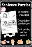Decodable Sentence Puzzles