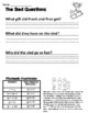 Orton-Gillingham Decodable Stories and Comprehension Blends (RTI/Dyslexia)