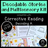 Decodable Stories Compatible with Corrective Reading Decod