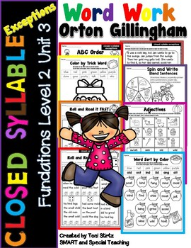 Decodable Stories closed syllable exceptions  (old, ild, ost, ind, oll)