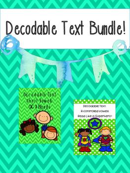 Decodable Text Bundle