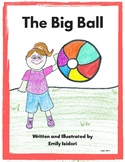 Decodable Text - The Big Ball